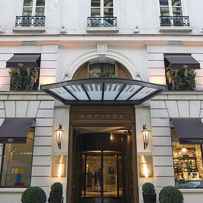 HOTEL SOFITEL LE FAUBOURG