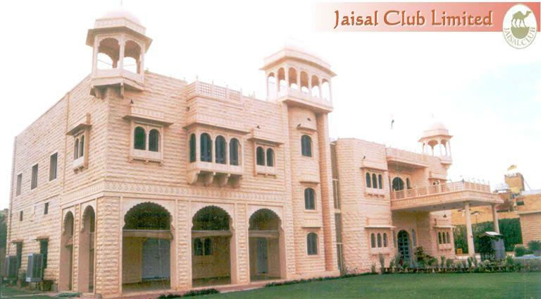 JAISAL CLUB LTD.
