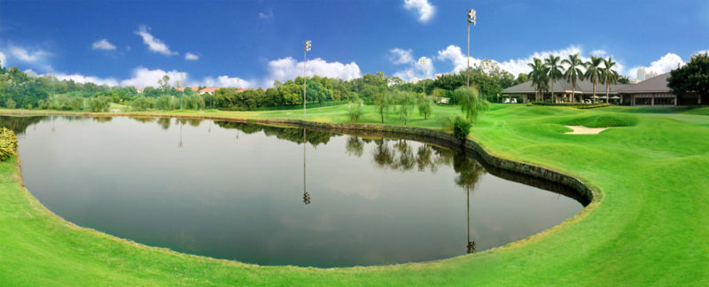 GUANGZHOU LUHU GOLF AND COUNTRY CLUB (IAC)